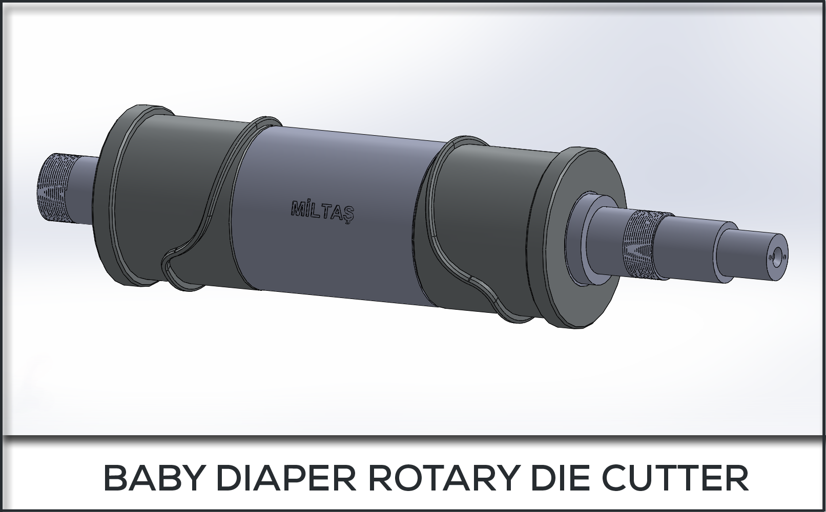 Baby Diaper Rotary Die Cutter
